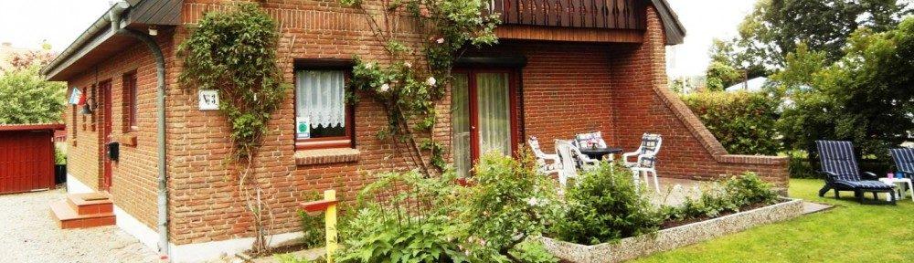 Ferienhaus an Schlei und Ostsee